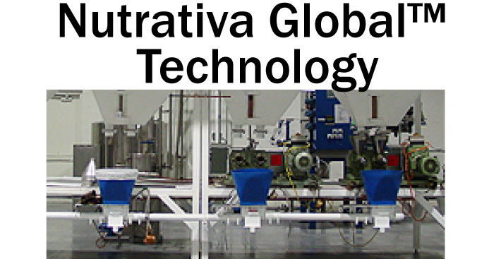 Nutrativa Global™  Technology